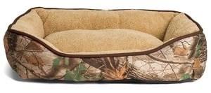 Oakwood Mountain Camouflage Dog Bed