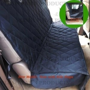 Plush Paws Pet Seat Cover
