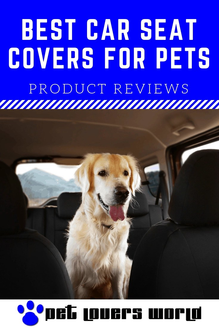 Best Car Seat Covers For Dogs Pinterest Image