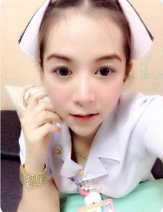 พยาบาลไทยเซ็กซี่