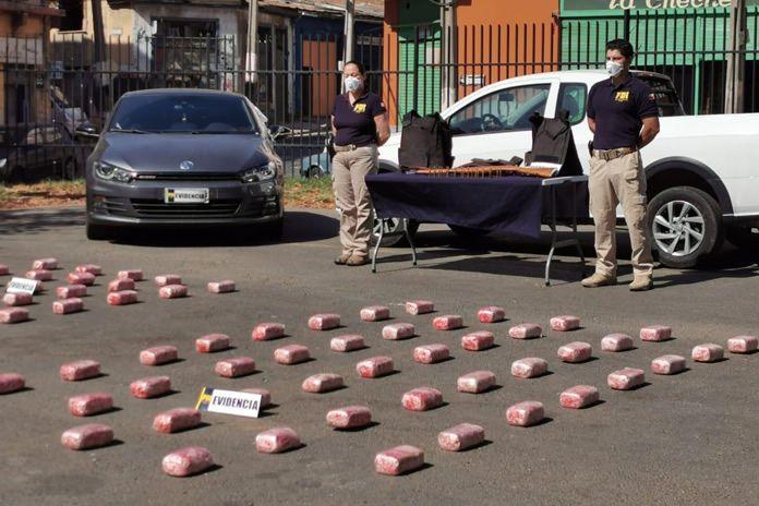 Operación Perseo de PDI: Detenidos venderían droga en el marco del Festival de Viña