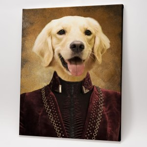 Game of Pets Portrait – The King's Mother