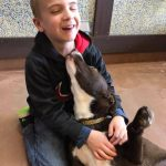 Podcast-7 Year Old Boy Changing the World One Dog at a Time