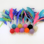 Etsy Store Review- WGProducts- Feather Cat Toys
