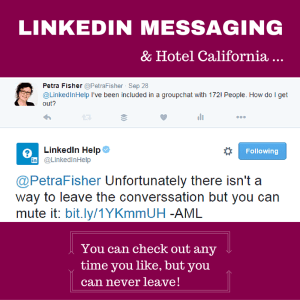 linkedin-messaging-hell-hotel-california-petra-fisher