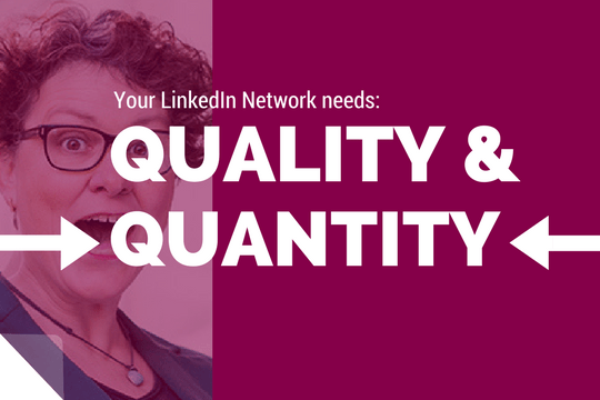 How to build a meaningful network on LinkedIn
