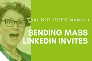 2 Ways to withdraw LinkedIn Invitations you sent by accident.