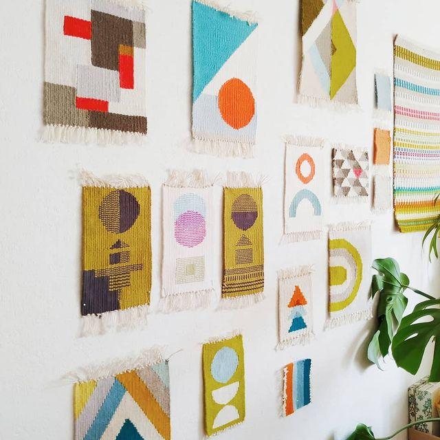 Modern Tapestry_geometric tapestry