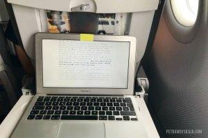 petranovskaja schreiben flugzeug
