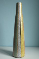 Tall vase by unknown maker 1950s