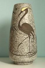 Floor vase by unknown maker 1950s