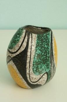 Ruscha small vase decor Milano 1954-60