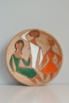 Fratelli Fanciullacci wall plate Italy