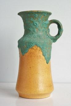 Ü-Keramik vase form number 1760/25