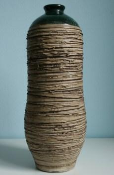 Ceramano vase decor Odin