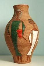 Fratelli Fanciullacci vase 40 cm Italy