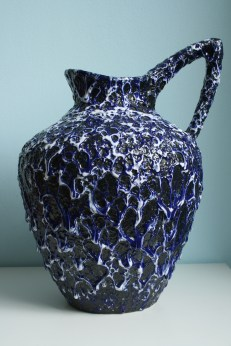 ES Keramik vase jug form number 883 height ca. 35 cm