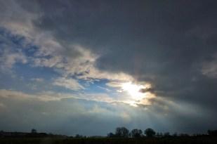 12-Januar wieder viel Regen