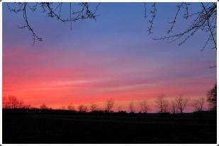 29-Februar Sonnentergang