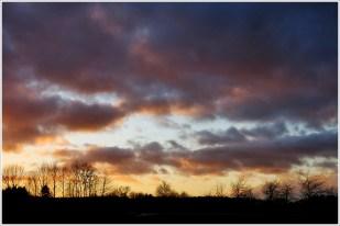 23-Februar Sonnenuntergang *home*