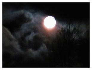 24-März schöne MondNacht