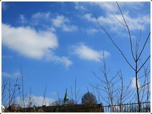 26-März in GTL - starlend blauer Himmel