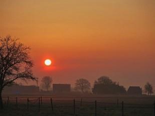 9-April morgens, *home*