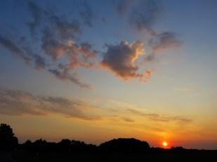 13-Mai Sonnenaufgang