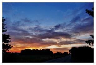 16-Juli *home* - vorm Sonnenaufgang