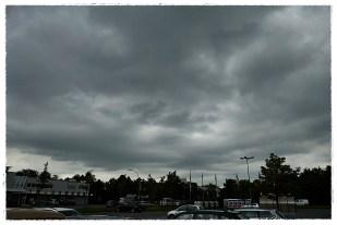 20-August regnerisch... wechselhaft