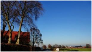 6-Dezember am Verstärkeramt-- strahlend blauer Himmel und Sonnenschein.. kalt!