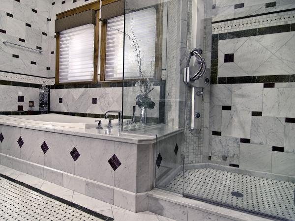 what s the best shower tile