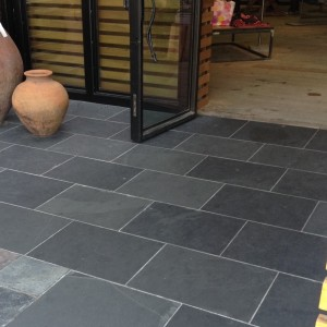 natural slate tile is the ideal