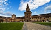 Milano-castello-sforzesco