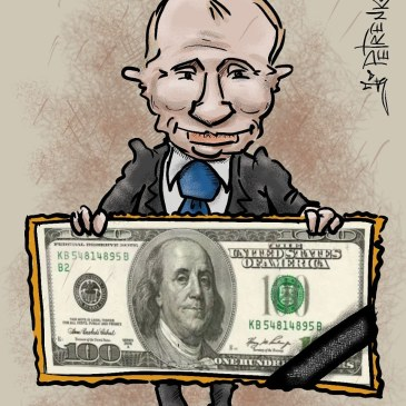 dollar is dead (доллар и дед)…