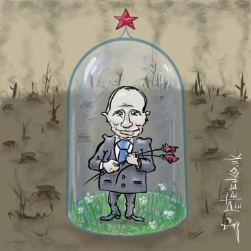 Под кремлёвским колпаком…