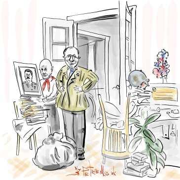 ..Как хорошо что навального отравили..путин & пригожин