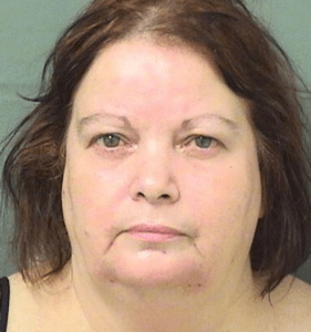 Woman arrested for animal cruelty