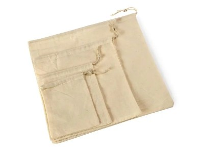 Calico Ashes Bag