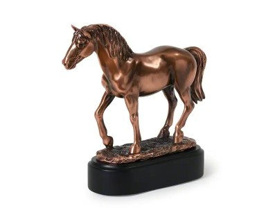"Horse Keepsake Urn ""Champion"""