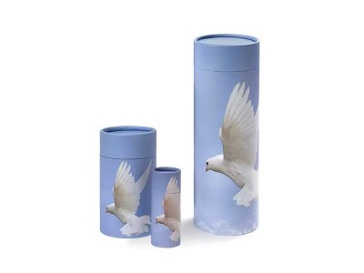 Scatter Tube Dove Design