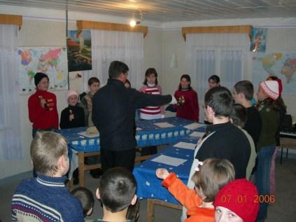 Dumbraveni - clopotei (1)