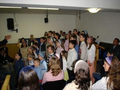 Perugia - cor copii... (8)