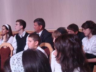 Brasov - Biserica Baptista program