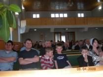 Cornel Bahnean - binecuvantare copil 2009 (2)