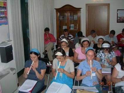 Fluier ... in biserica.. (2)
