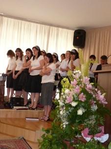 Padova - inaugurare cor mixt (2)