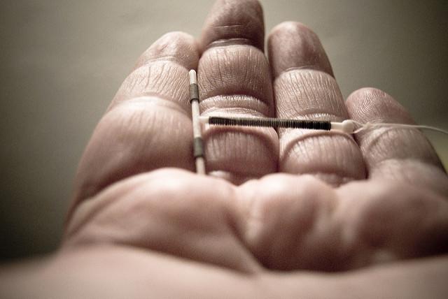 Photo: IUD