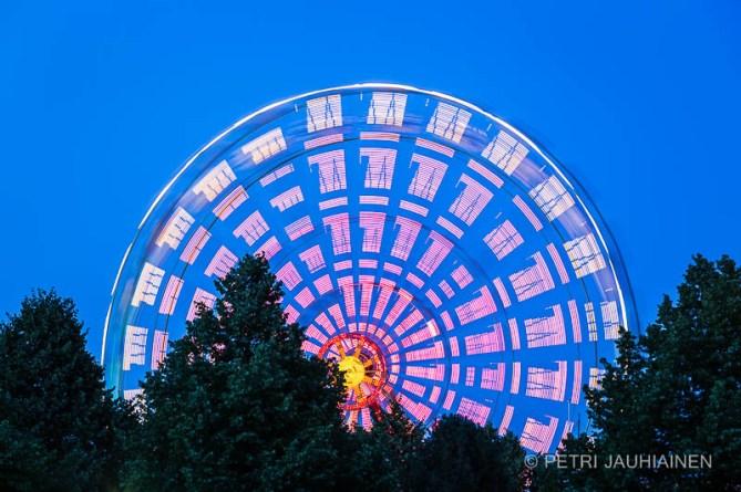 Rising Wheel
