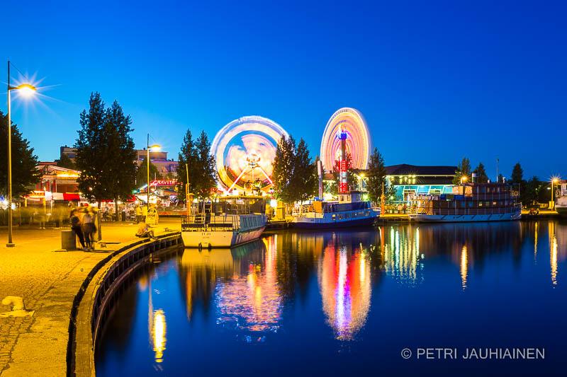 Kuopio after Sun Set Part II